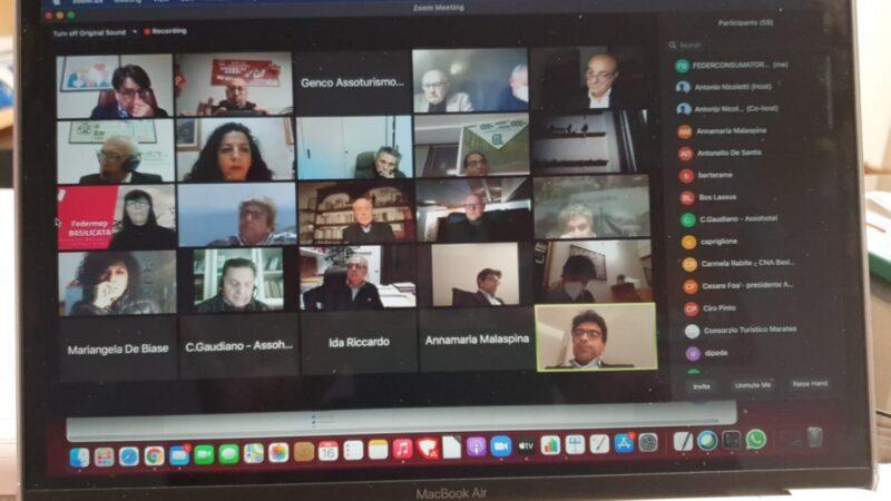 TURISMO: FEDERCONSUMATORI BASILICATA PARTECIPA AL TAVOLO DELL'APT PER IL RILANCIO