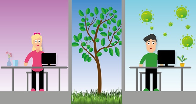 "VIDEOCONFERENZE ""ECO"" A WEBCAM SPENTA"
