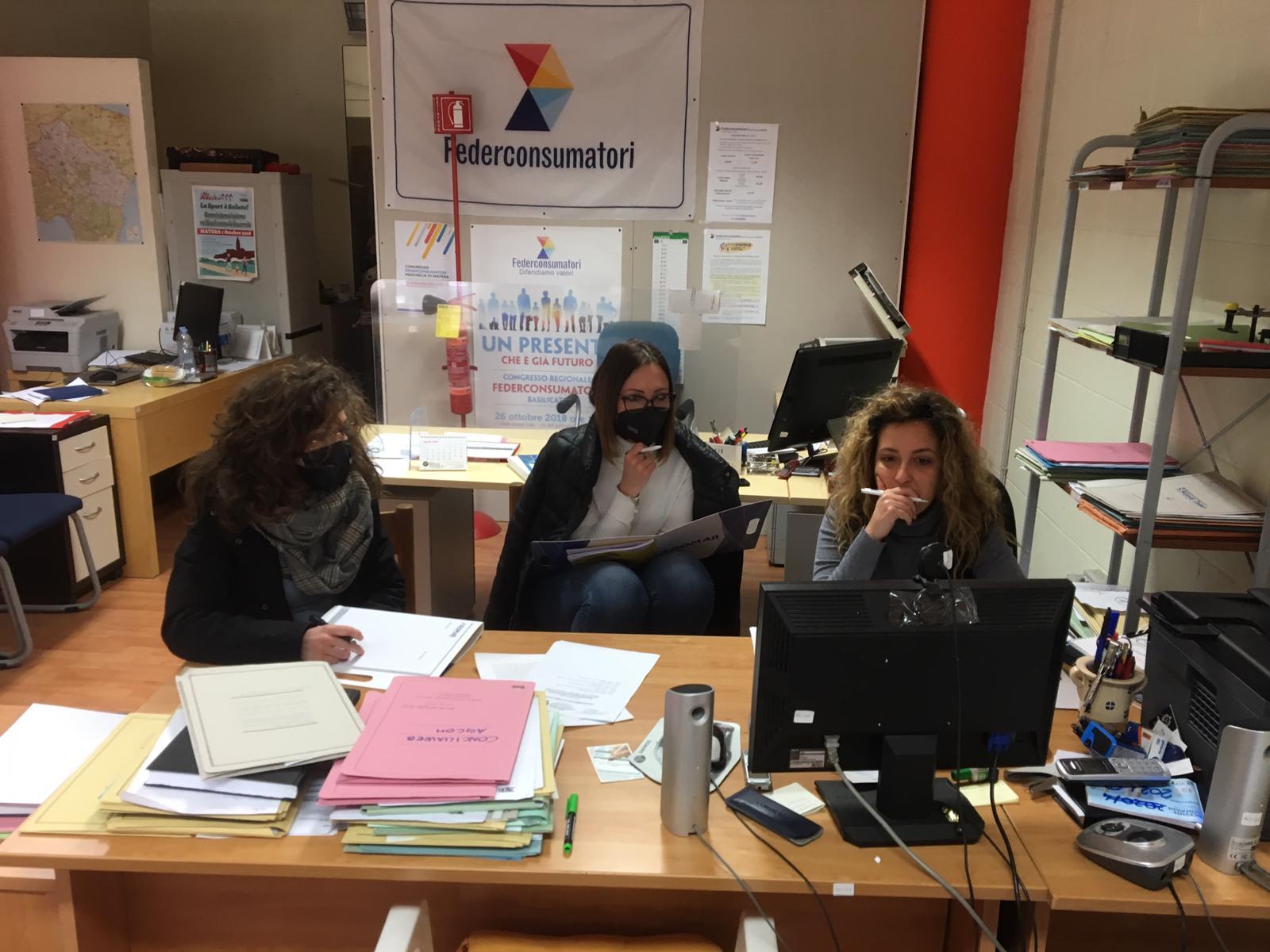 """FORMAZIONE: LO SPORTELLO DI MATERA SI AFFINA SUL """"TEAMING UP"""""""